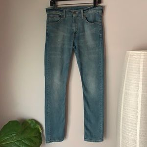 Levi's 510s denim jeans